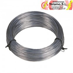 Rollo alambre nº 8 -500 gr- 1.30 mm