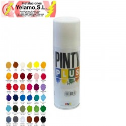 Spray negro mate 200 ml