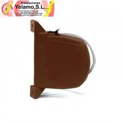 Recogedor persiana marrón