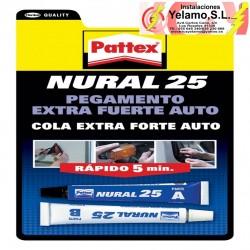 NURAL 25 PEGAMENTO EXTRA FUERTE AUTOS