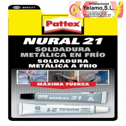 NURAL 21 SOLDADURA METALICA EN FRIO