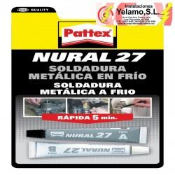 NURAL 27 SOLDADURA METALICA EN FRIO 5 MIN