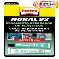 NURAL 92 REPARADOR PLASTICOS.