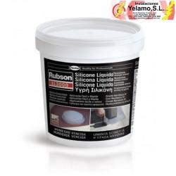 Silicona líquida 1 Kg blanca