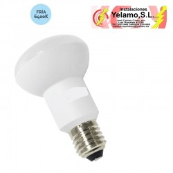 BOMBILLA LED 8W E-27 ESCAPARATE R-63 6400K