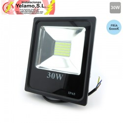 PROYECTOR LED 30W IP-65 6000K