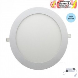 DOWNLIGHT LED EXTRAFINO BLANCO 12W