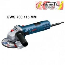 AMOLADORA BOSCH GWS7 720W 115MM