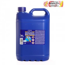 Disolvente 5 litros