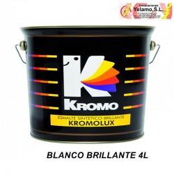 Esmalte Blanco Brillante 4 Litros