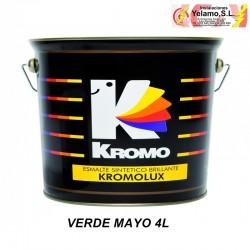 Esmalte Verde Mayo 4 Litros