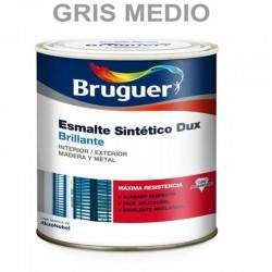 ESMALTE BRUGUER GRIS MEDIO 750ML