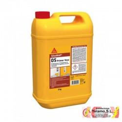 Sikawall 05 resina para humedades 5kg