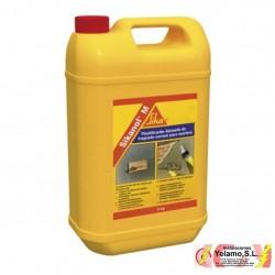 Sikanol m plastificante para morteros 5 kg