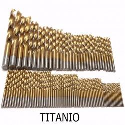 BROCA TITANIO 3MM