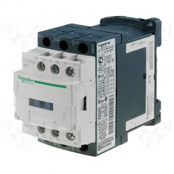 Contactor Telem 400V 11Kw LC1D25V7