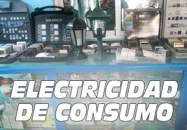Electricidad de consumo